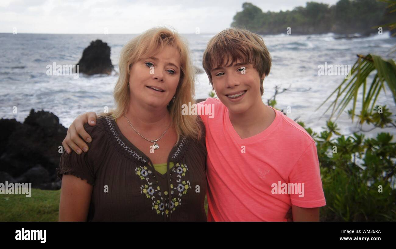 Mom son nudist We are