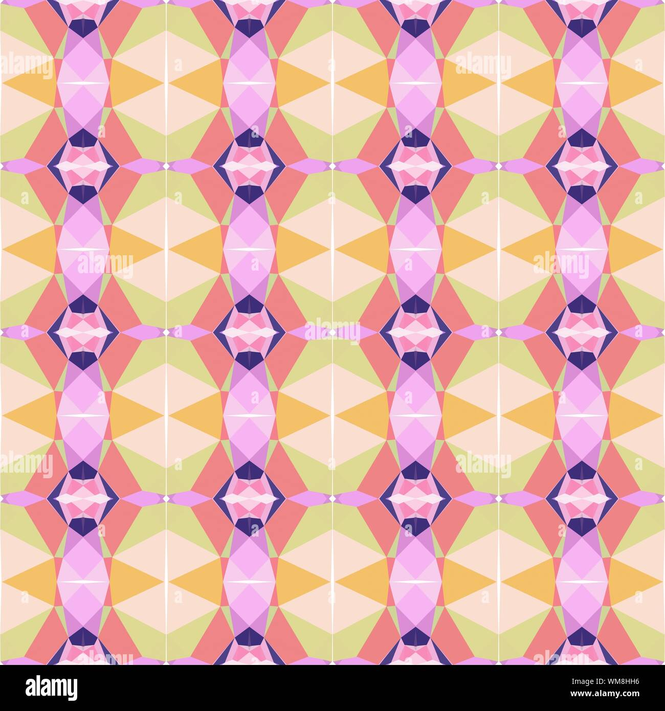 Seamless Repeatable Pattern Wallpaper With Khaki Pastel