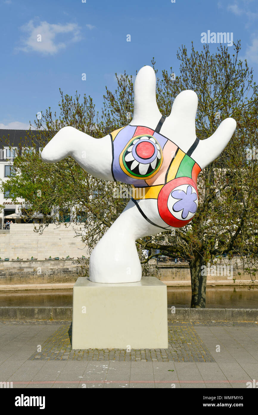 Niki De Saint Phalle Sculpture Germany High Resolution Stock Photography And Images Alamy