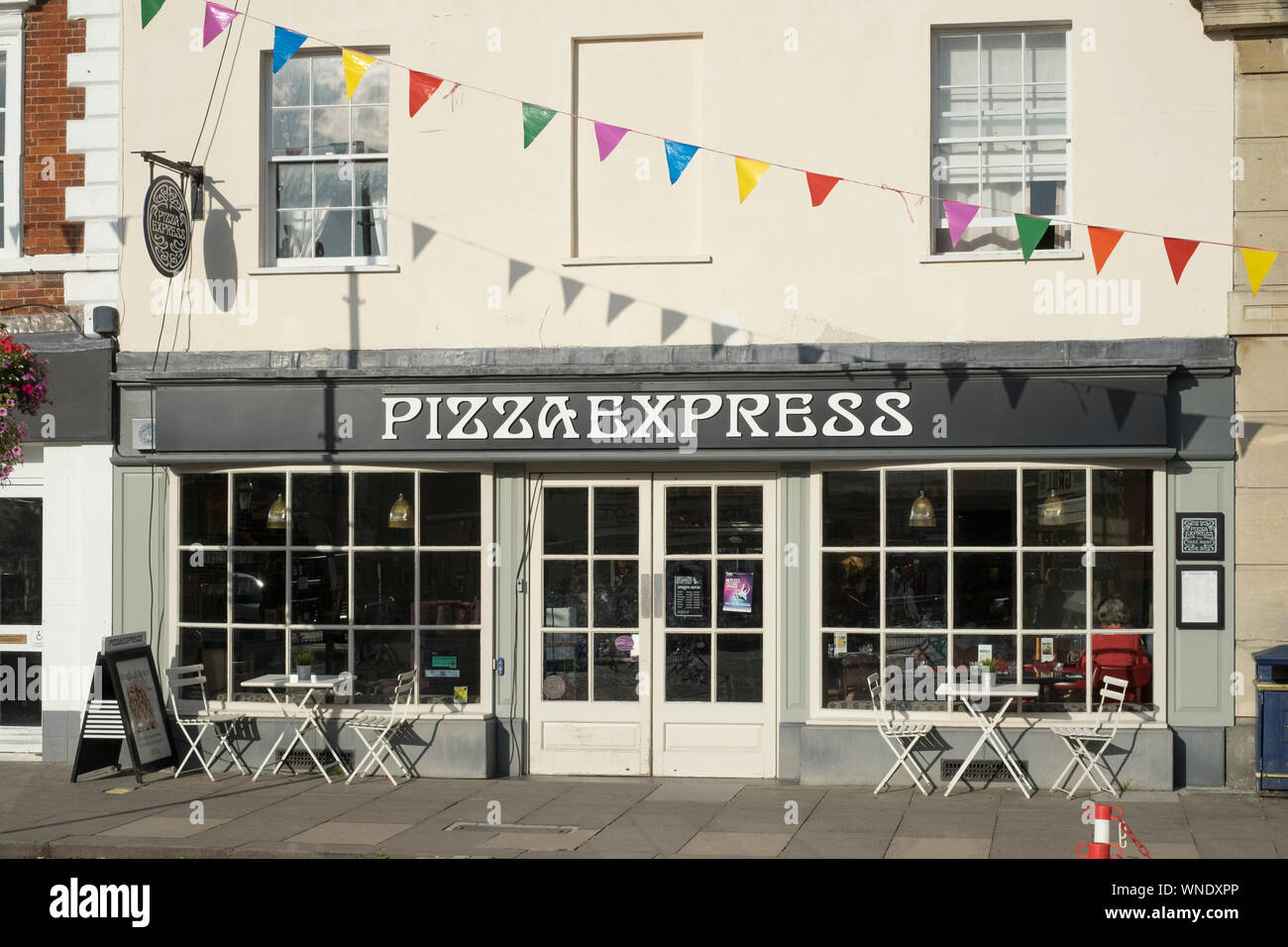 Pizza Express Stock Photos Pizza Express Stock Images Alamy