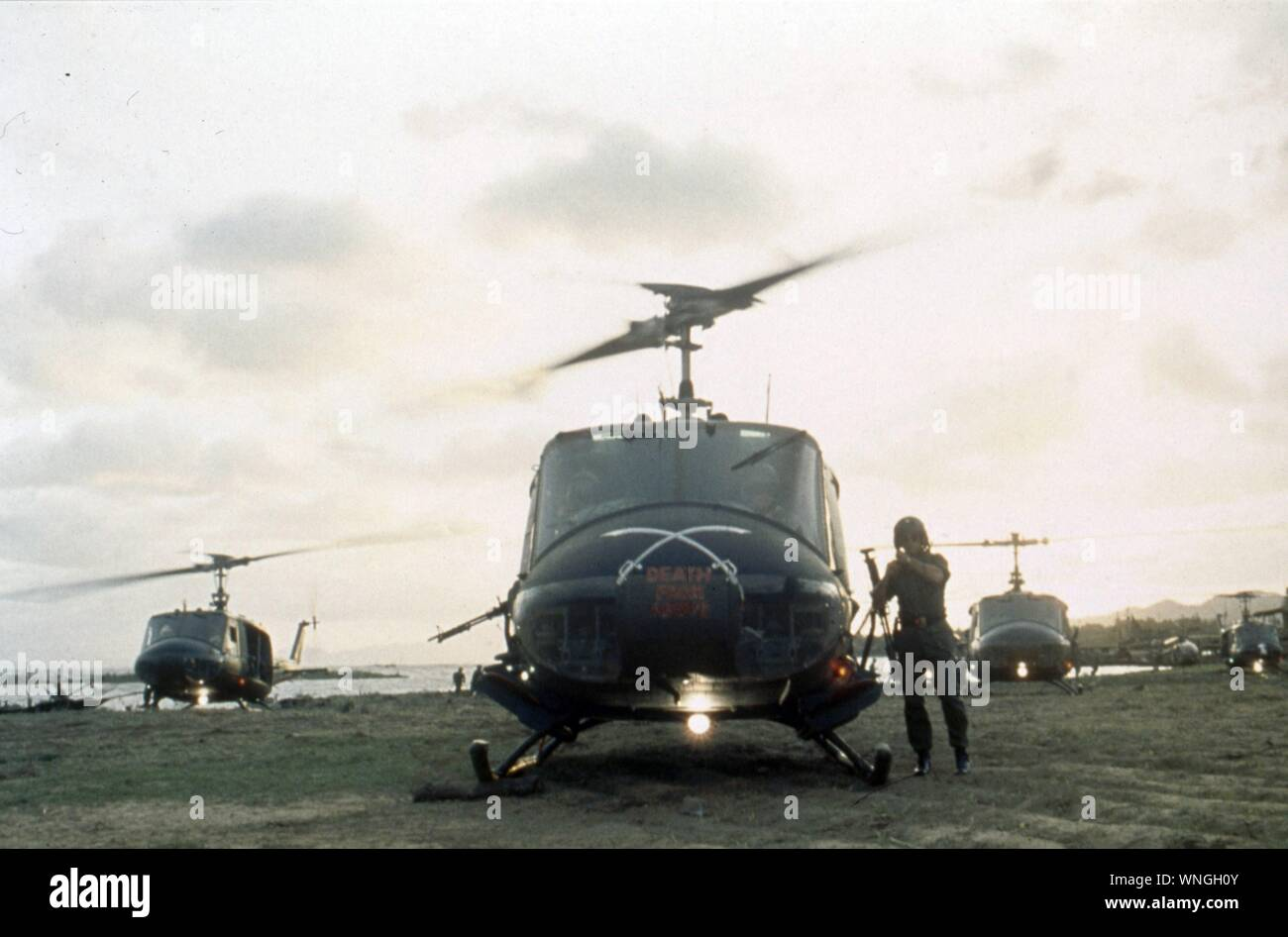 Apocalypse Now Helicopter High Resolution Stock Photography And Images Alamy
