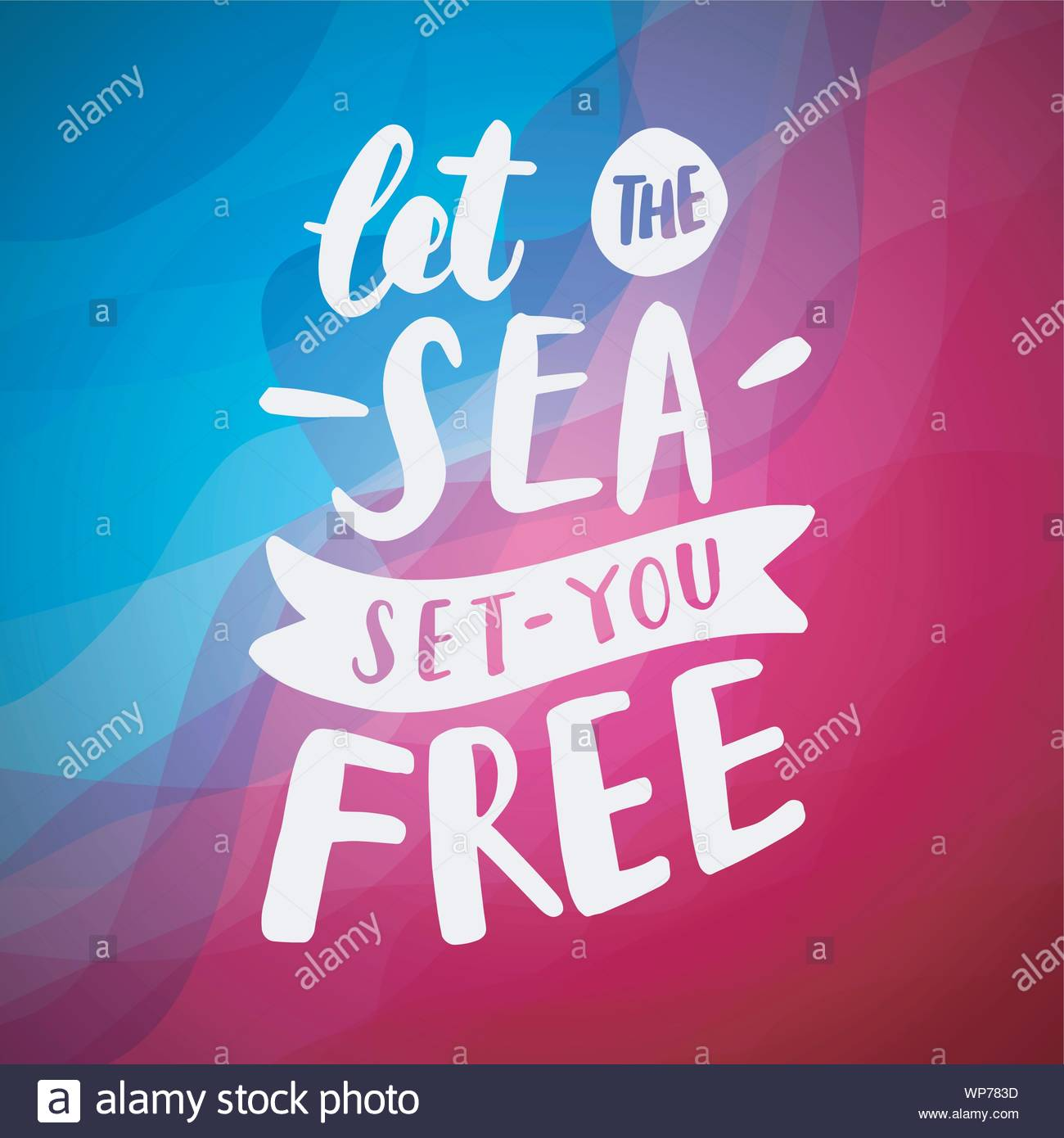 Let The Sea Set You Free Inspirational Quotes And ...