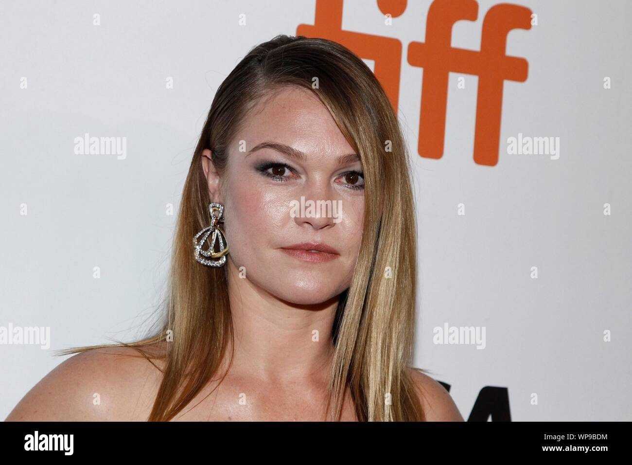 Toronto On 7th Sep 2019 Julia Stiles At Arrivals For