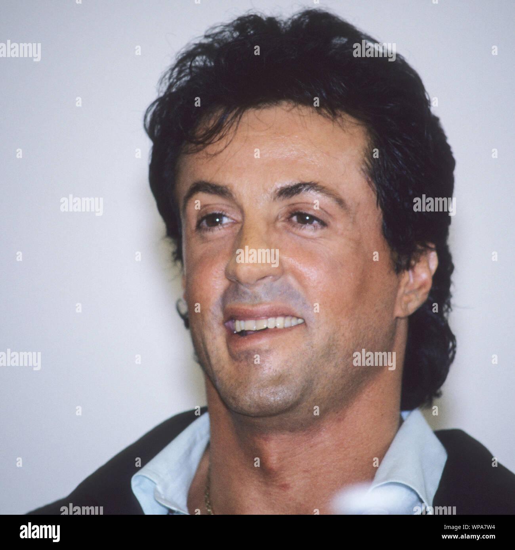 Stallone young photos sylvester Sylvester Stallone's