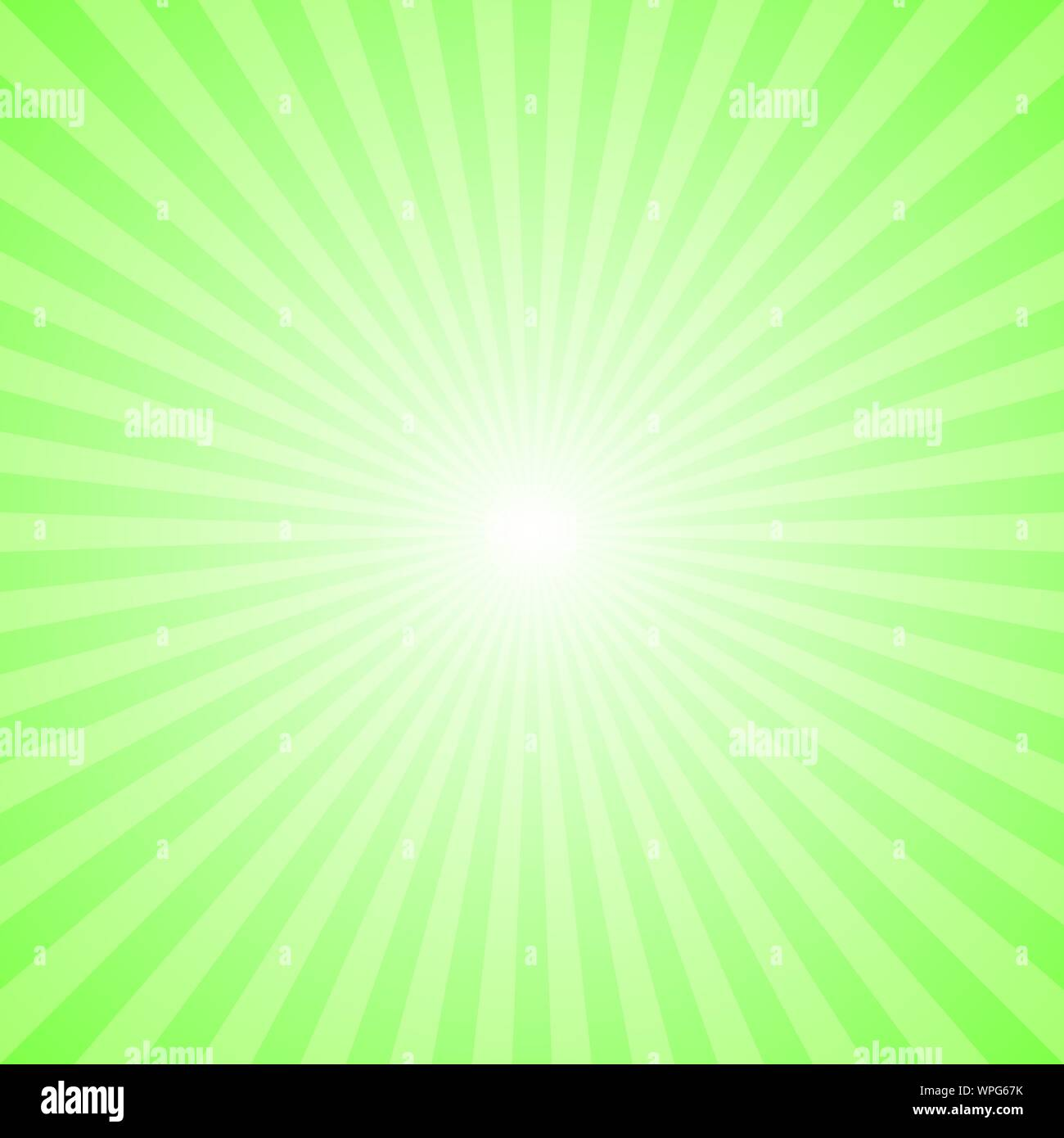 Light Green Abstract Dynamic Starburst Background Gradient
