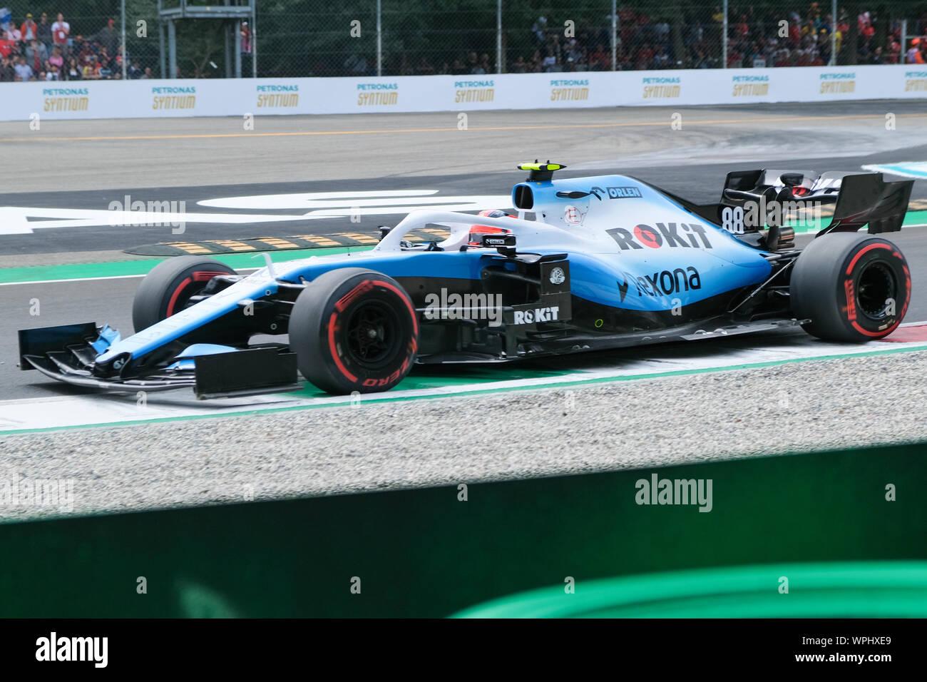Mercedes AMG Petronas F1 Motorsport Drivers Maglietta Nero Ufficiale 2019
