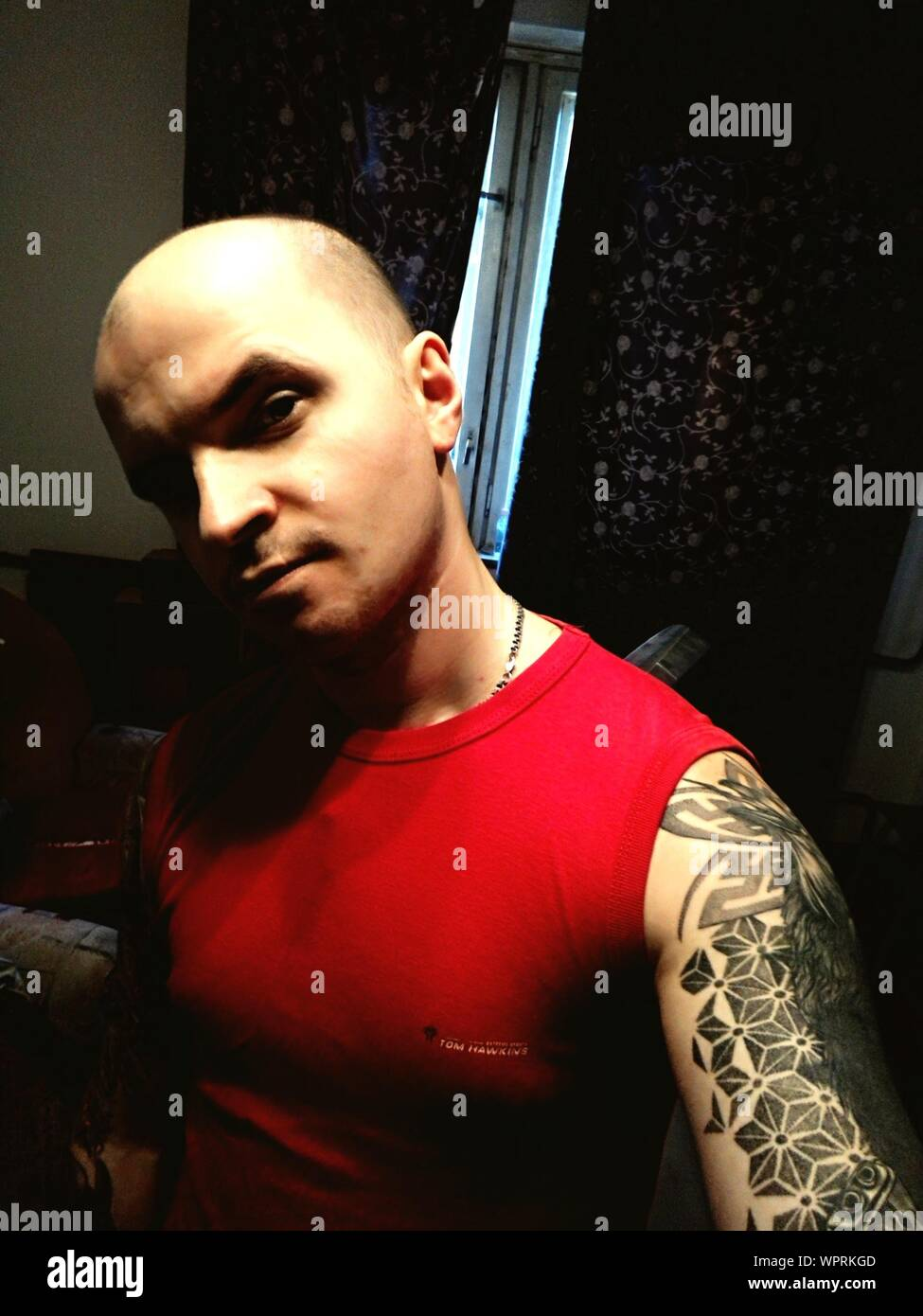 Men with tattoos bald 5 reasons