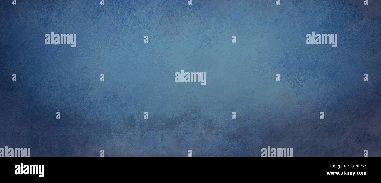 Vintage Blue Gray Background With Lots Of Distressed Grunge