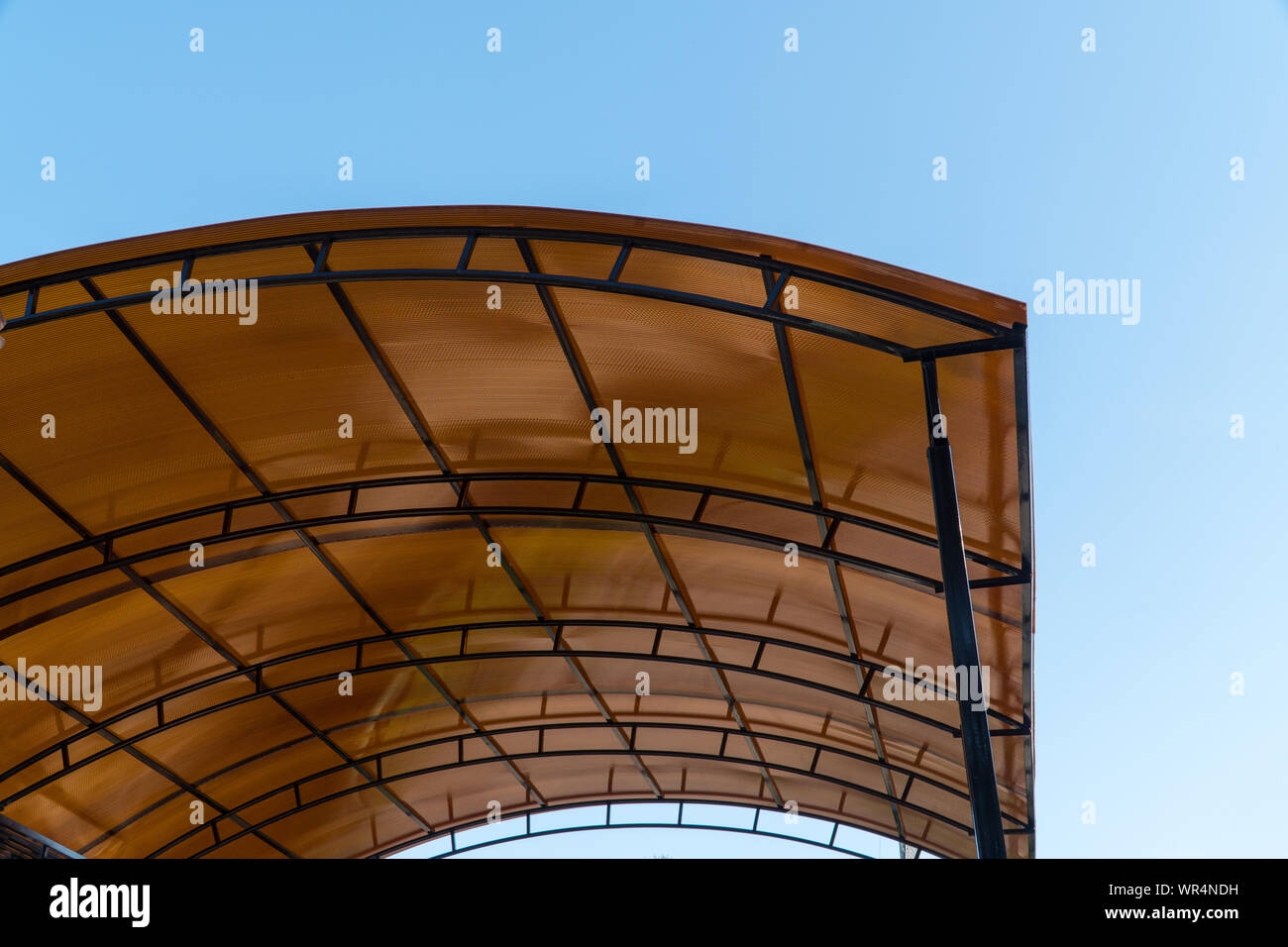 Polycarbonate Sheet High Resolution Stock Photography And Images Alamy