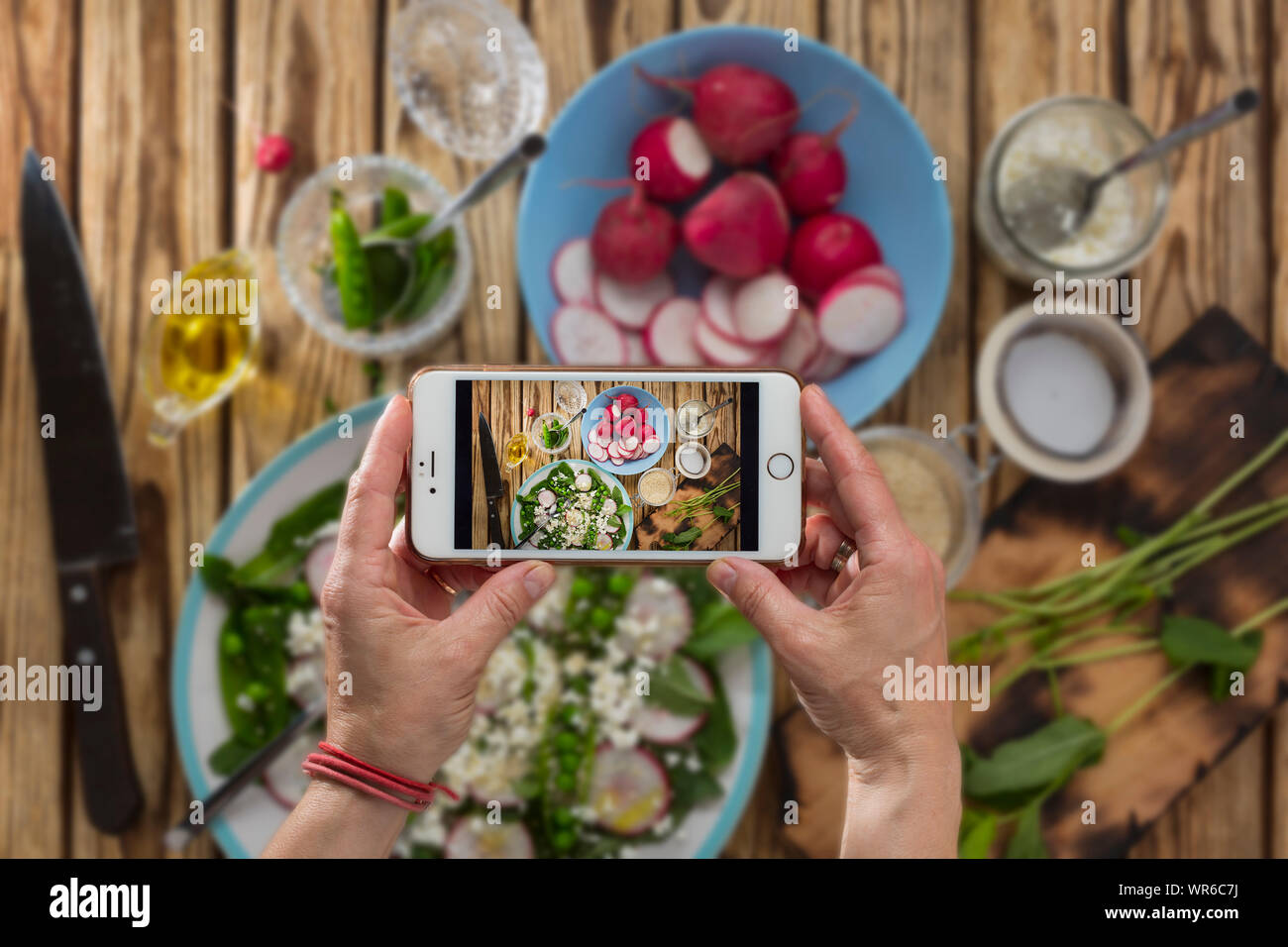 cucumber, avocado, asparagus, green, summer, rocket, simple, potato Stock Photo