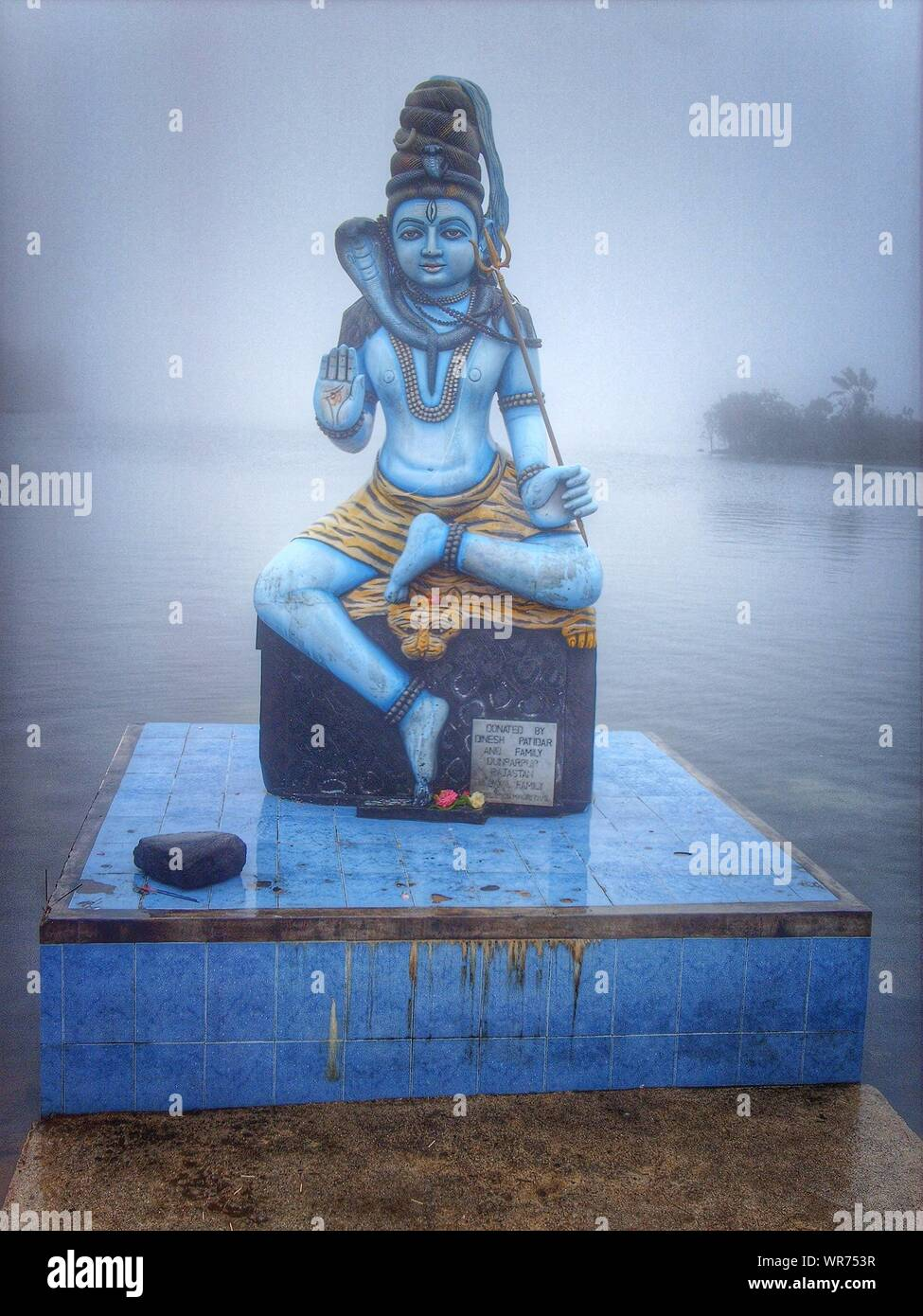 Lord Shiva High Resolution Stock Photography And Images Alamy
