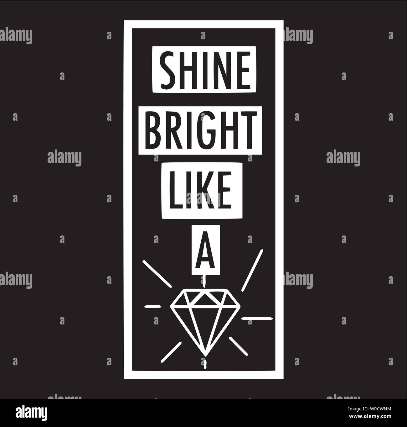 Shine Bright Like A Diamond Inspirational Quotes And ...