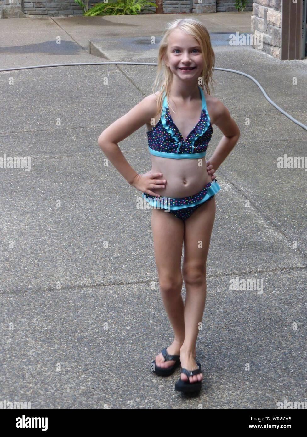 10 year old girl in bikini swimsuit AliExpress