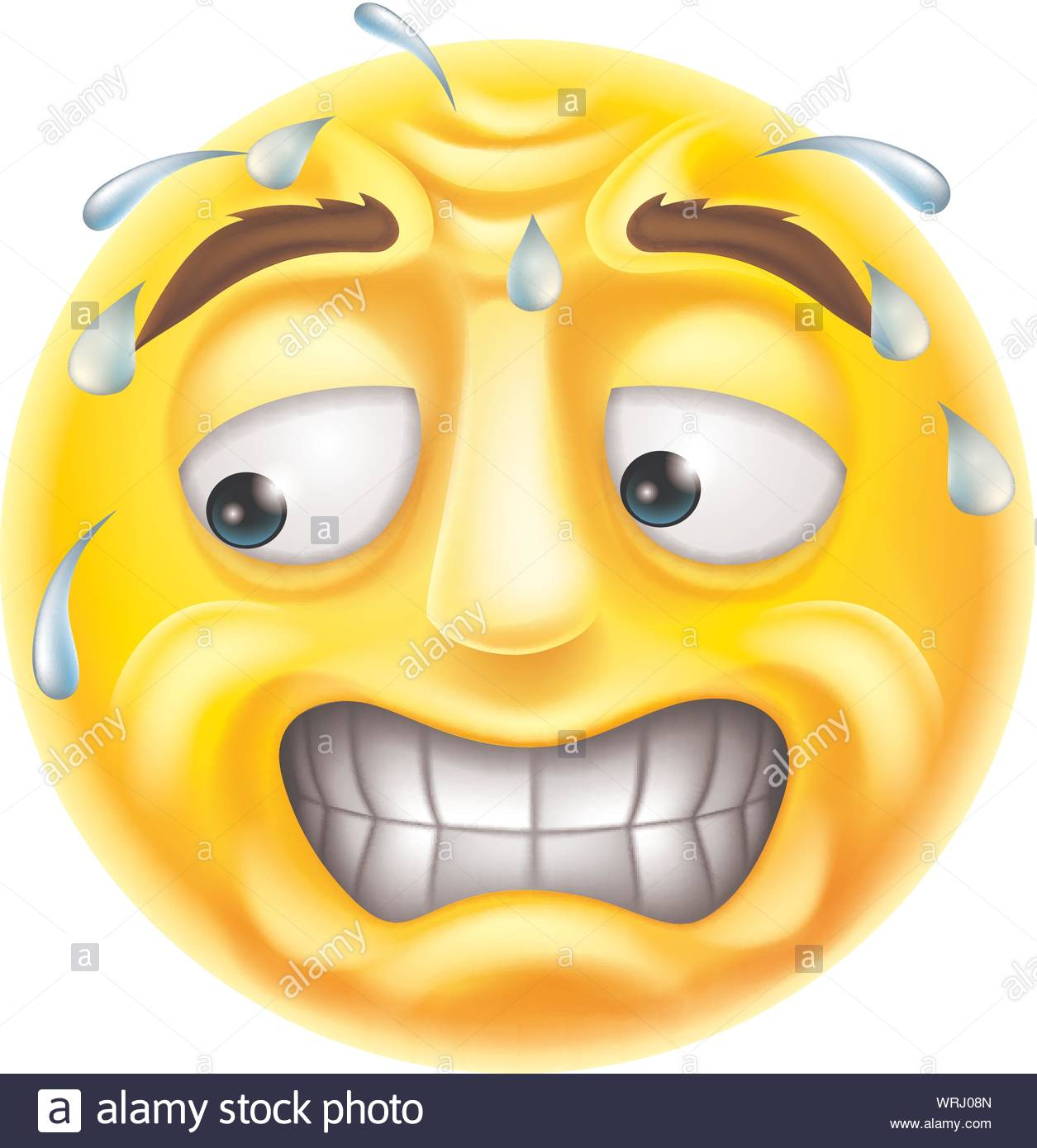 Scared Emoticon Emoji Stock Vector Image Art Alamy 👌⌨️ online emoji keyboard 2020 for 💻 pc, tablet and 📱 smartphone with 3,304 emojis to get emoji now and use them on your favorite social media platforms and apps, in emails or blog posts. https www alamy com scared emoticon emoji image272687989 html
