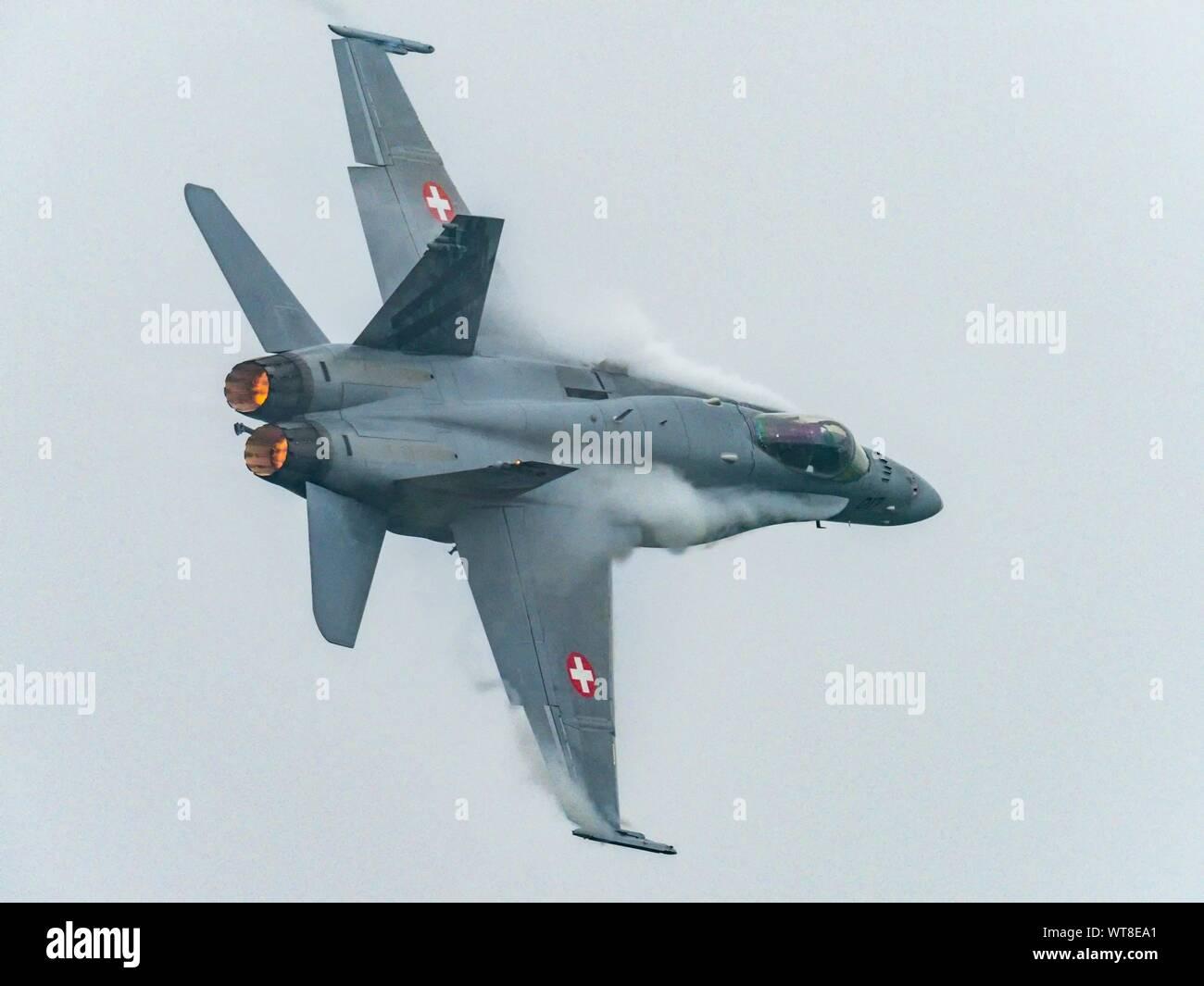 Airpower 2019 Zeltweg airshow Stock Photo