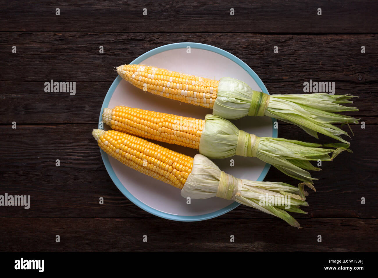 cob, grilled, grilled corn, foil, boiled corn, foil wrapped, corn cobs, recipe, sweet corn Stock Photo