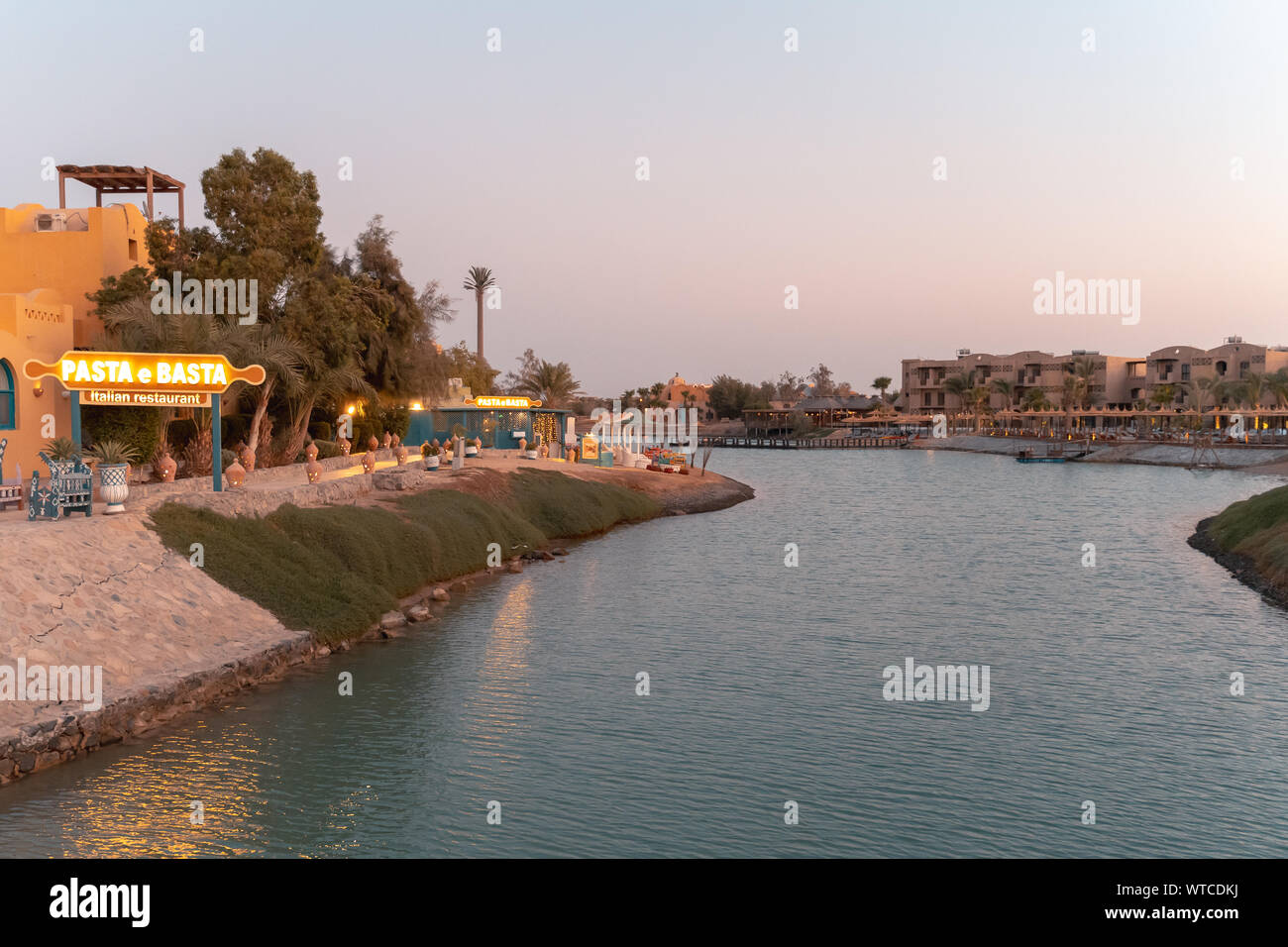 El Gouna Egypt High Resolution Stock Photography And Images Alamy