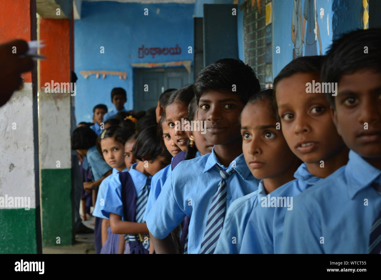 Government School High Resolution Stock Photography And Images Alamy