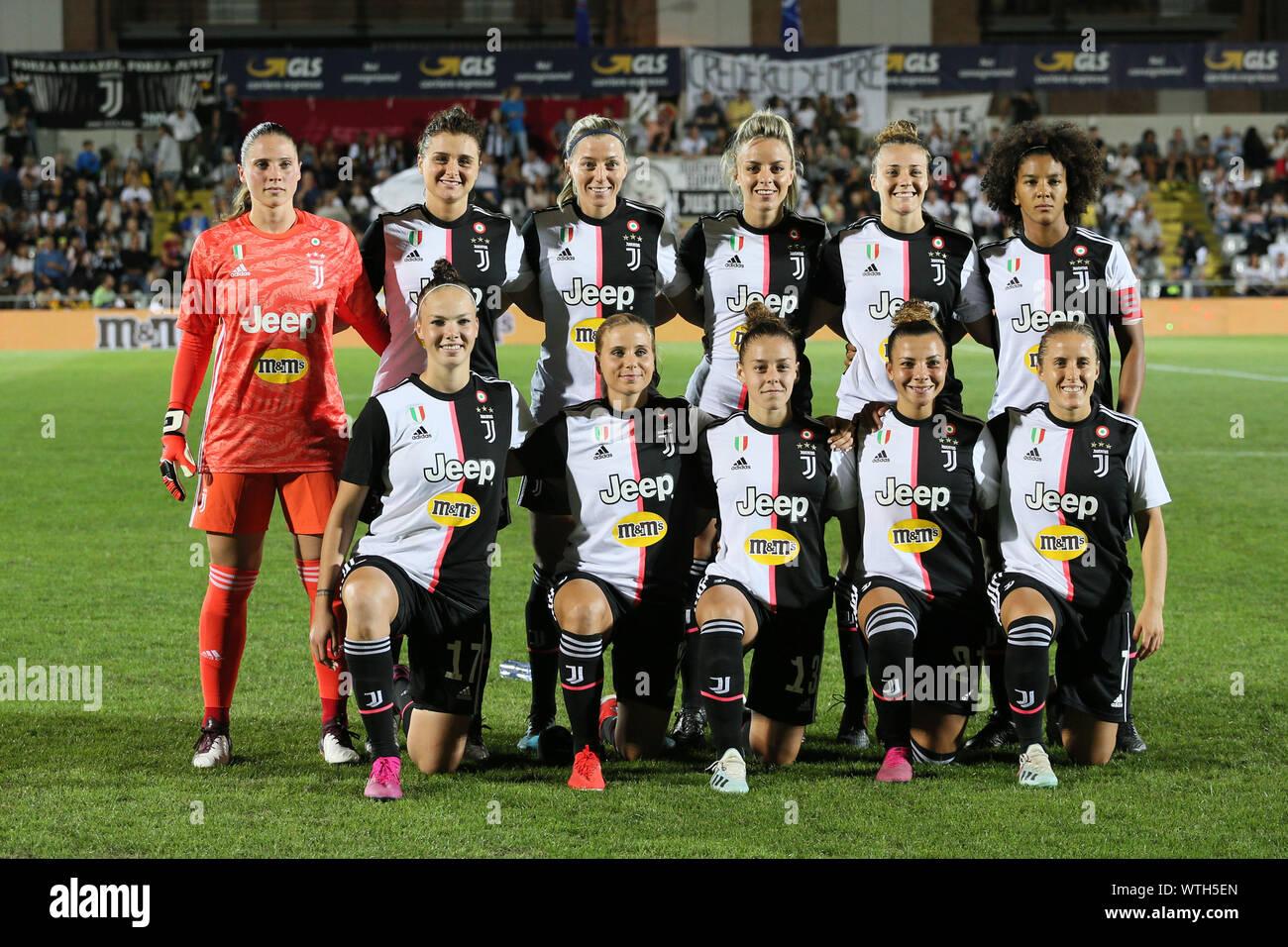 Alessandria Italy 11 Sep 2019 Calcio Champions League Women 2019 2020 Alessandria 11 09 2019 Juventus