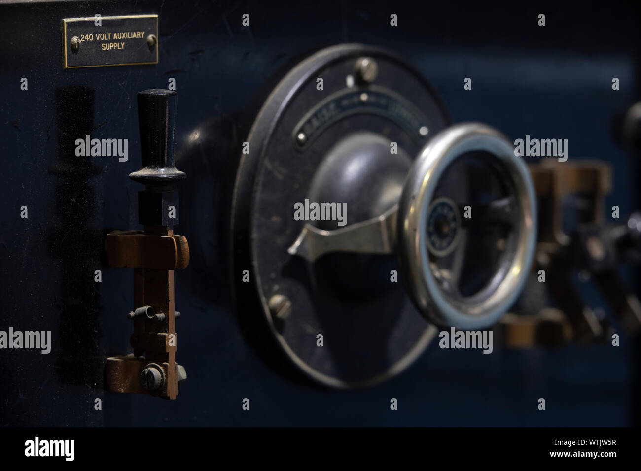 Picture by Tim Cuff - 8 May 2019 - Pupu Hydro power generator scheme, Golden Bay, New Zealand: Four Corners Stock Photo