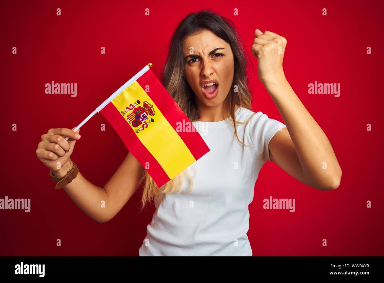 Woman spanish beautiful very in How do