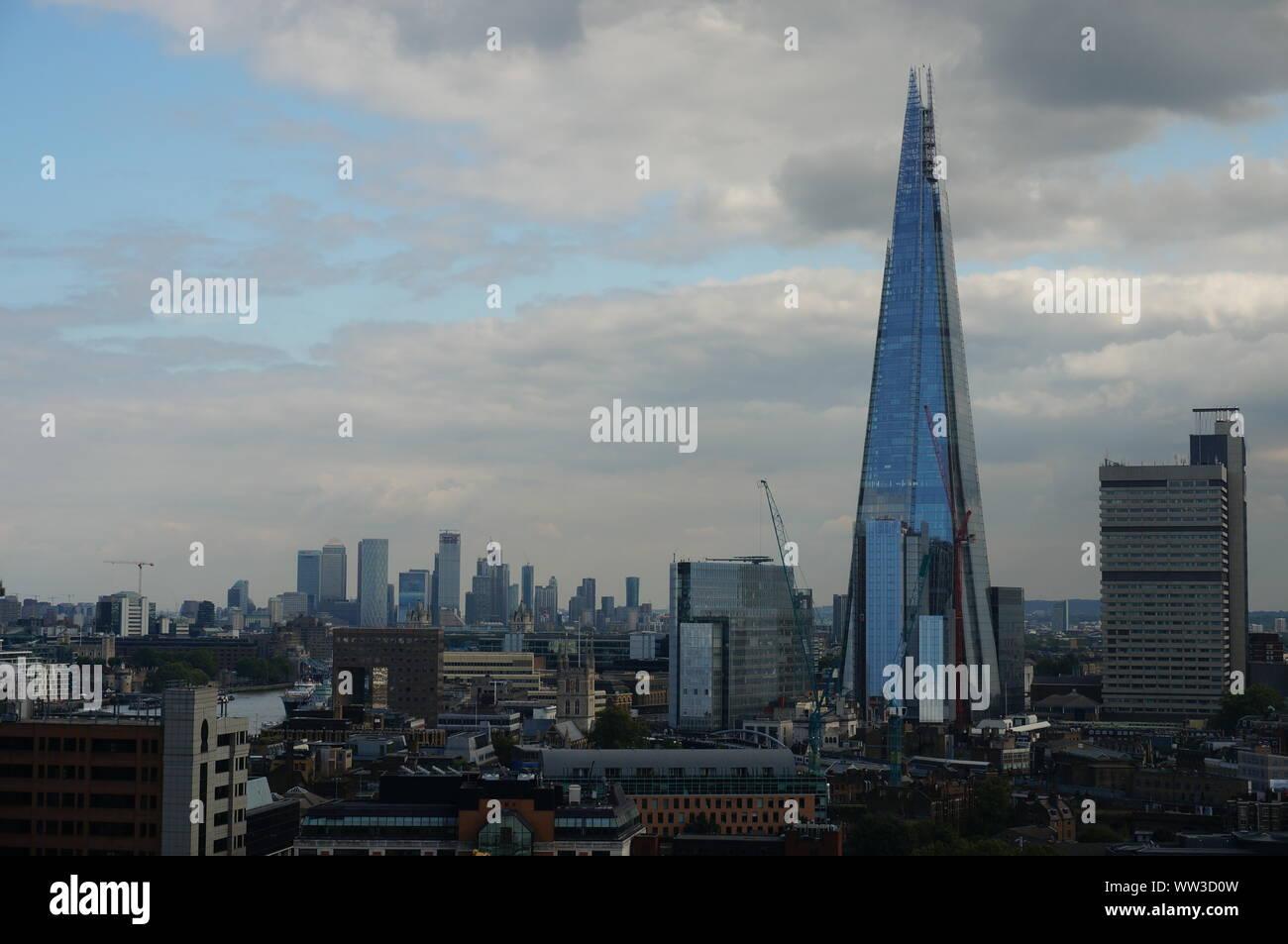 City of London Stock Photo