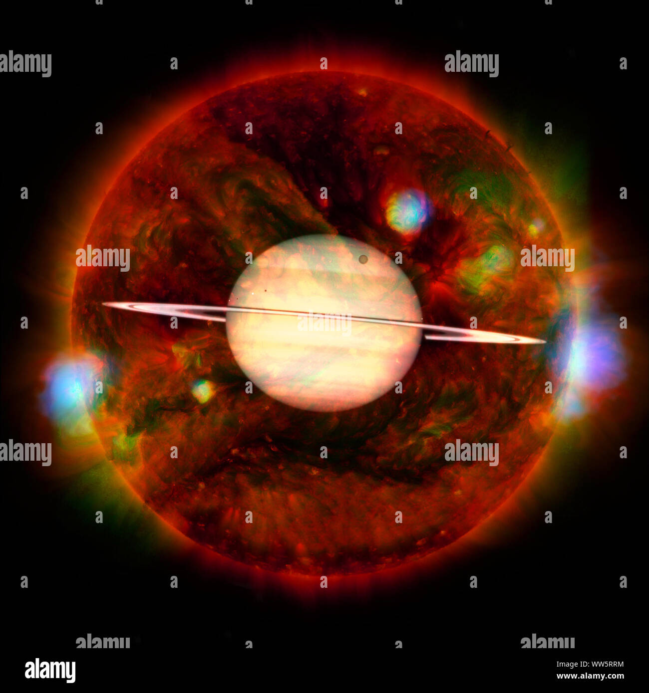 Rings Of Saturn Stock Photos Rings Of Saturn Stock Images Page