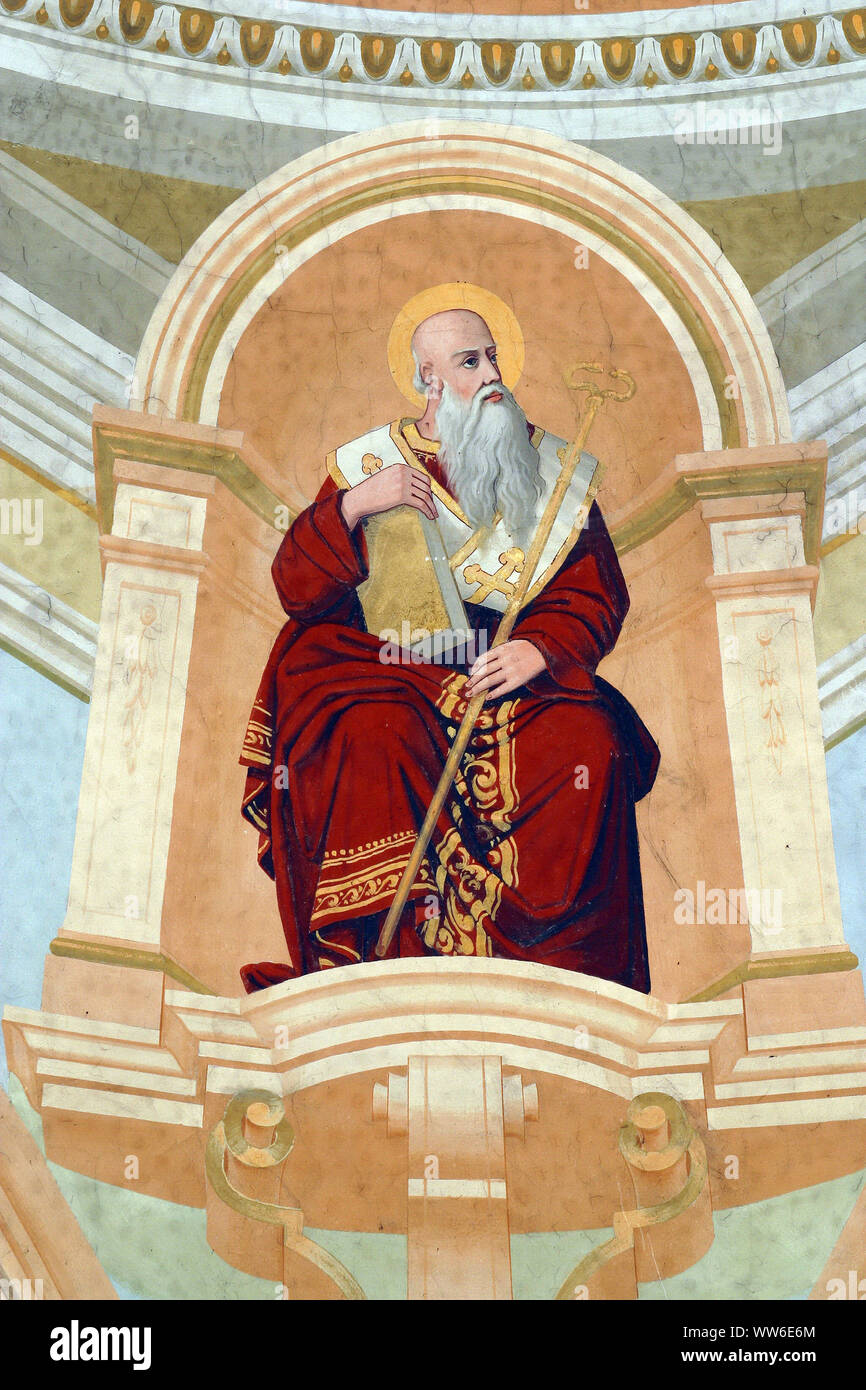 Saint Gregory Of Nazianzus High Resolution Stock Photography and ...