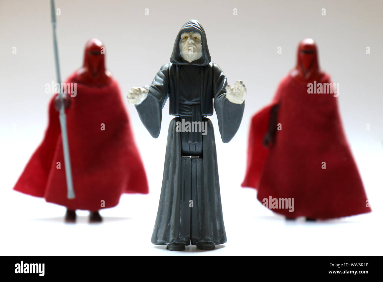 Palpatine High Resolution Stock Photography And Images Alamy