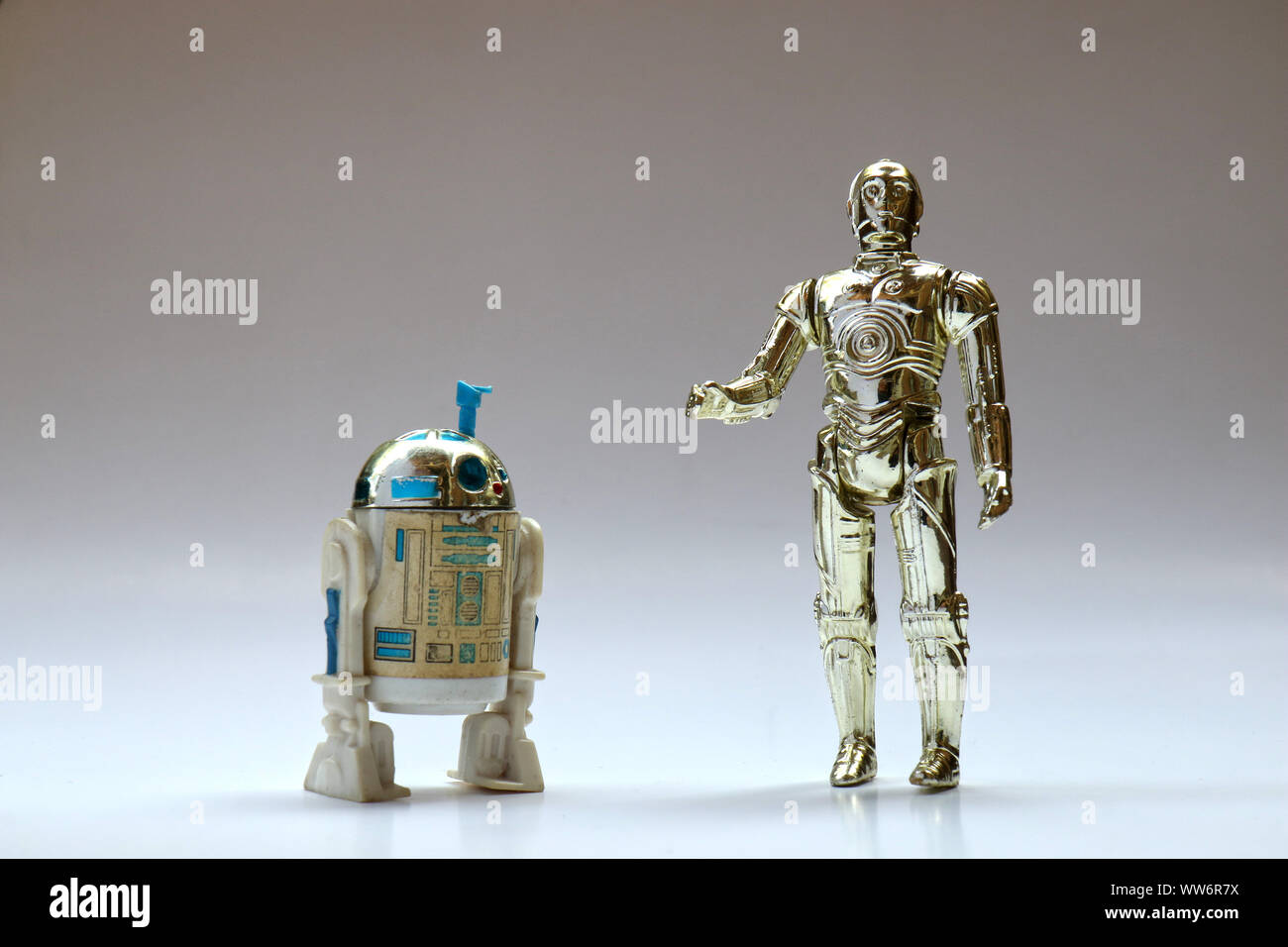 Kenner Star Wars Figures High Resolution Stock Photography And Images Alamy