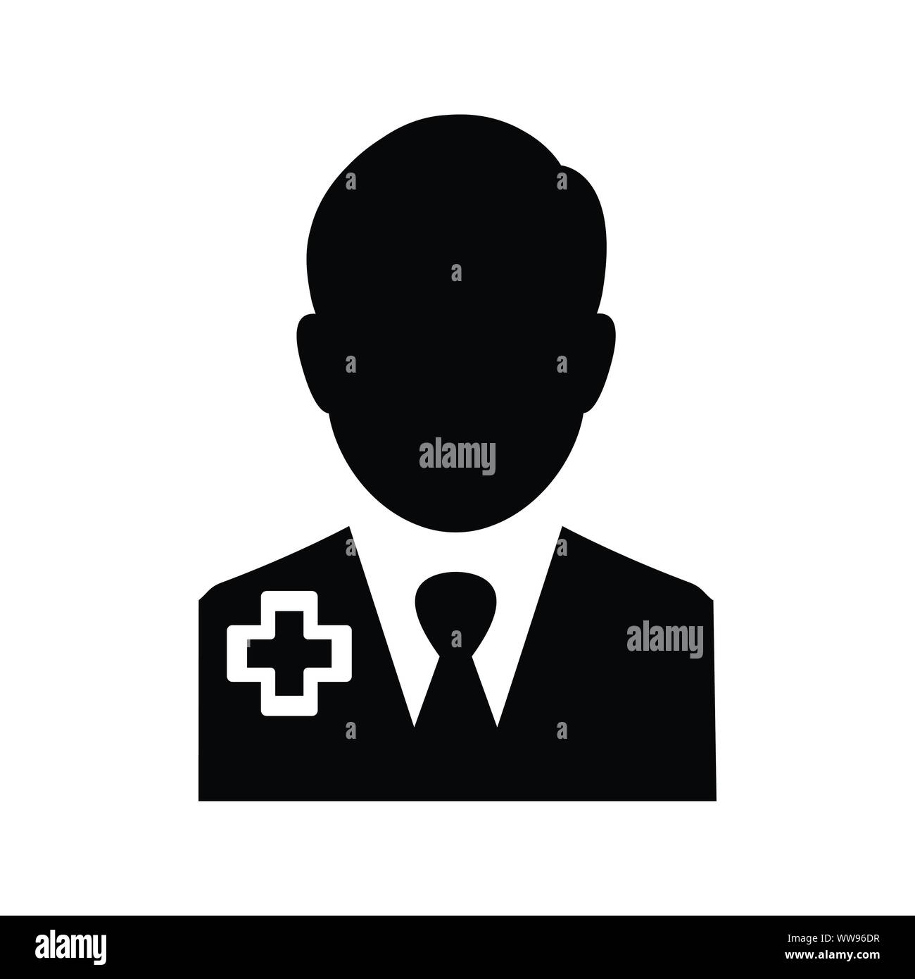Medical Doctor Specialist Surgeon Consultant Stock Vector Image Art Alamy