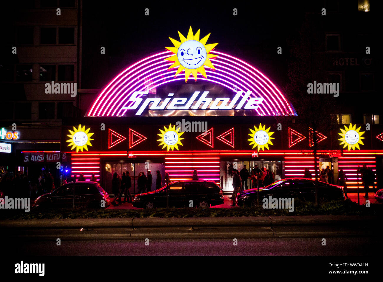 Arcade Spielhalle Deutschland