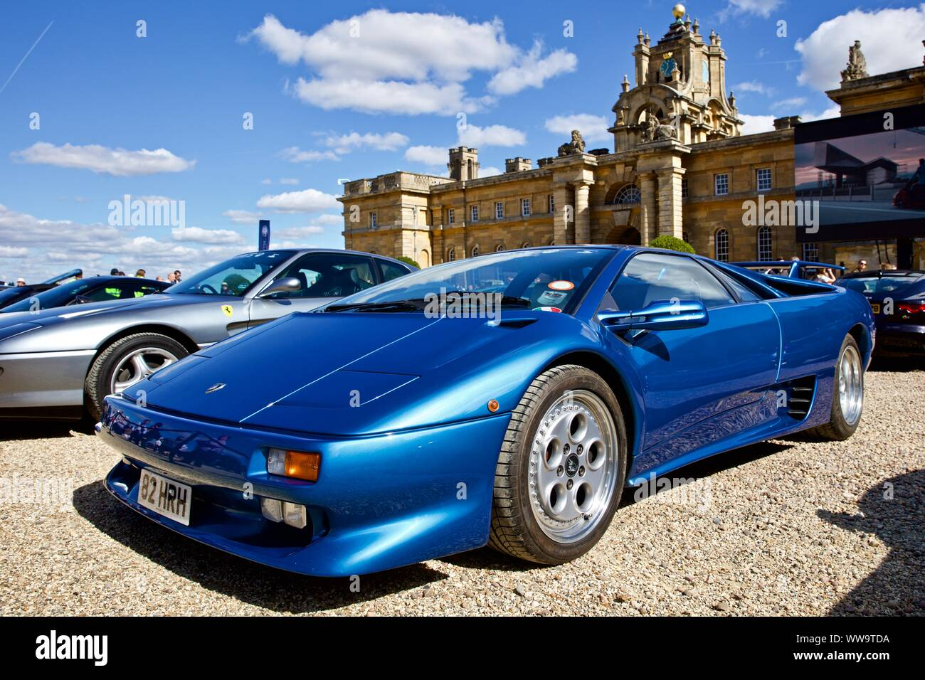 Lamborghini Diablo High Resolution Stock Photography And Images Alamy