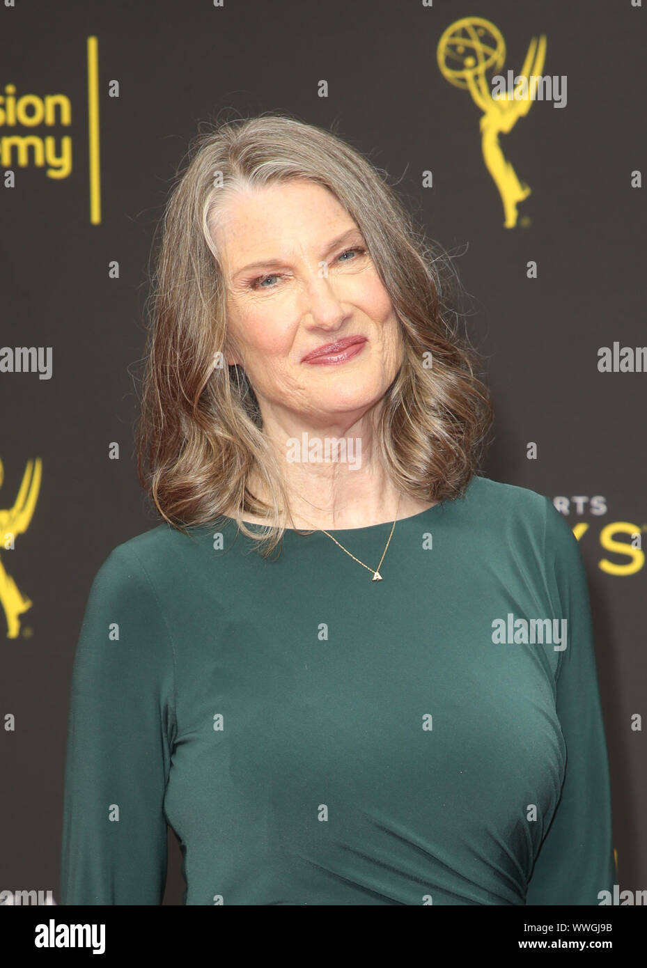 LOS ANGELES, CA - SEPTEMBER 514: Annette O'Toole, at 2019 Creative Arts Emmy Awards Day 2 at The Microsoft Theater in Los Angeles, California on September 15, 2019. Credit: Faye Sadou/MediaPunch Stock Photo