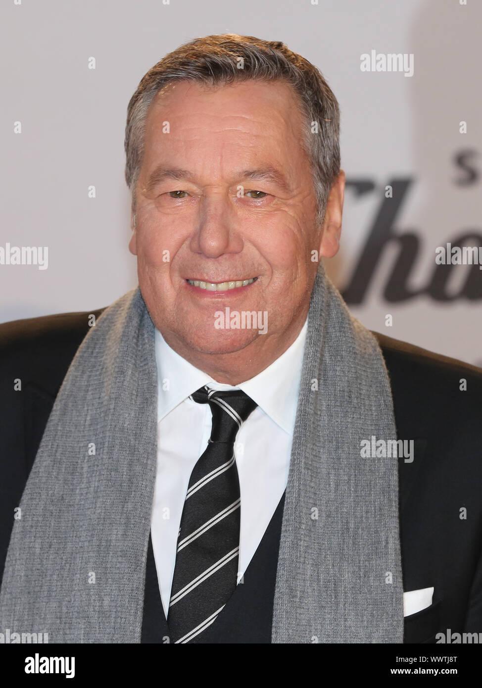 Singer Roland Kaiser Stock Photo
