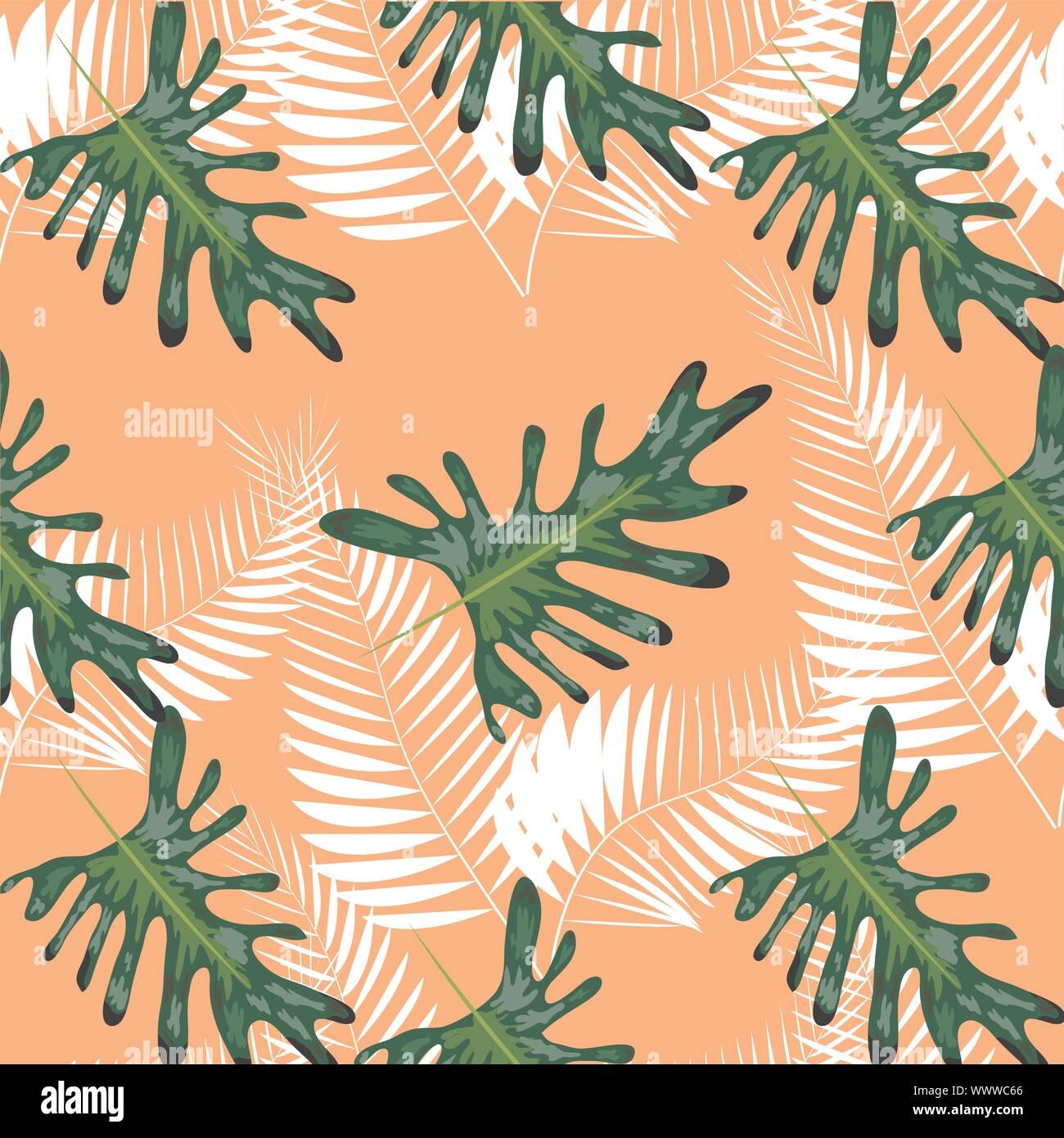 Tropical Leaves Palms Monstera Leaf Floral Seamless Pattern Background Stock Vector Image Art Alamy Aliexpress carries many tropical leaf painting home related products, including art plant , botanic print , picture with leaves , plant poster , bathroom painting with frame , poster art tropic , am pm poster , canva city , monstera picture , art plant , botanic print , flower poster , poster art tropic , decorative. alamy