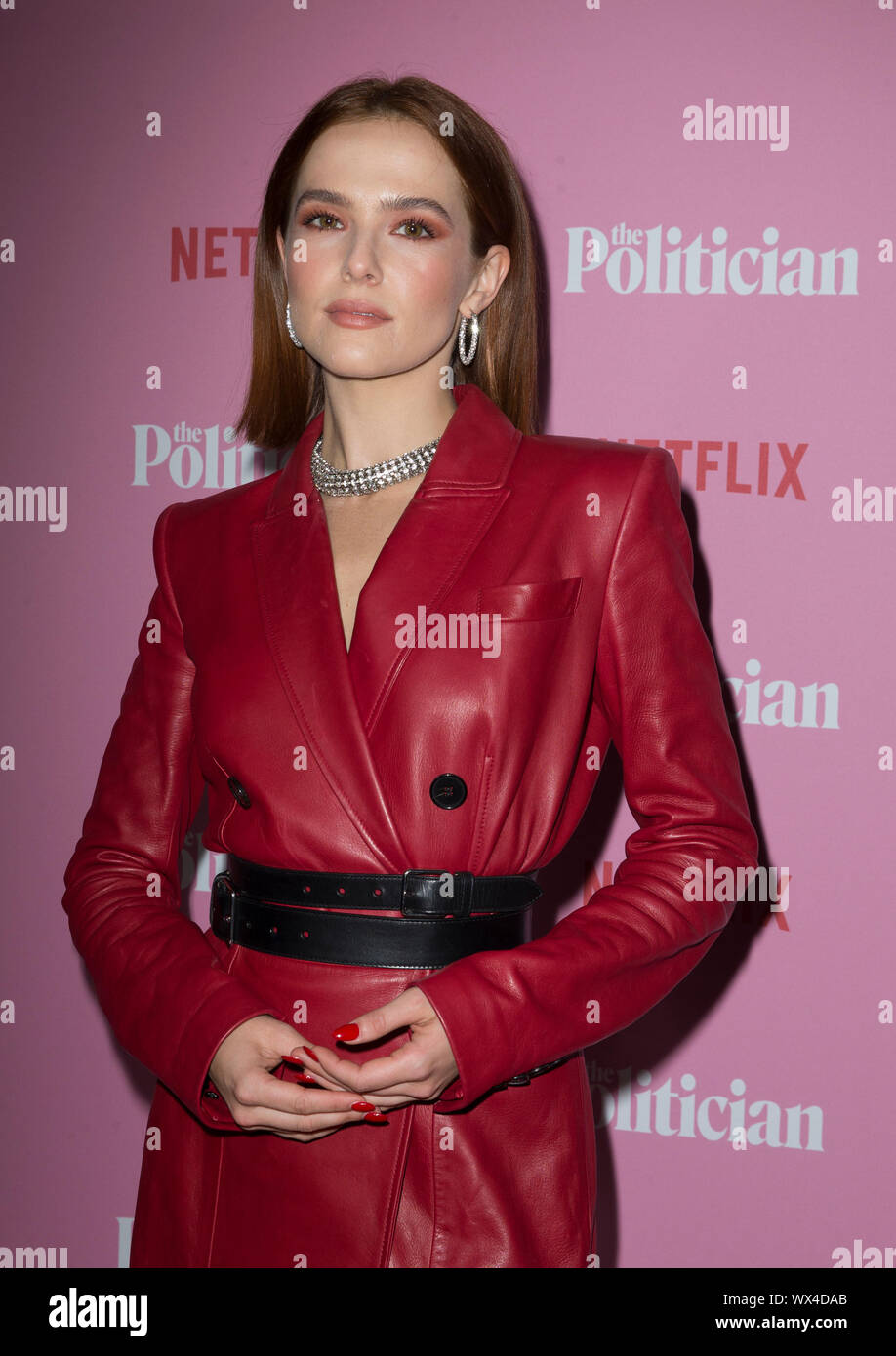 Zoey Deutch Attending A Special Screening Of Netflix S The