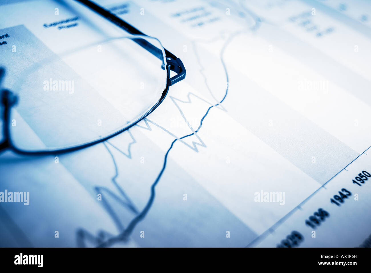 Business presentation Stock Photo