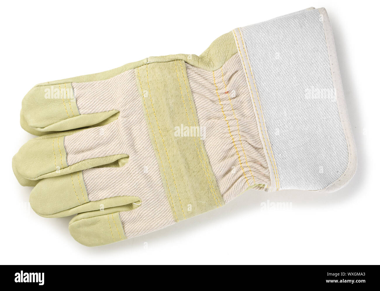 industrial glove Stock Photo