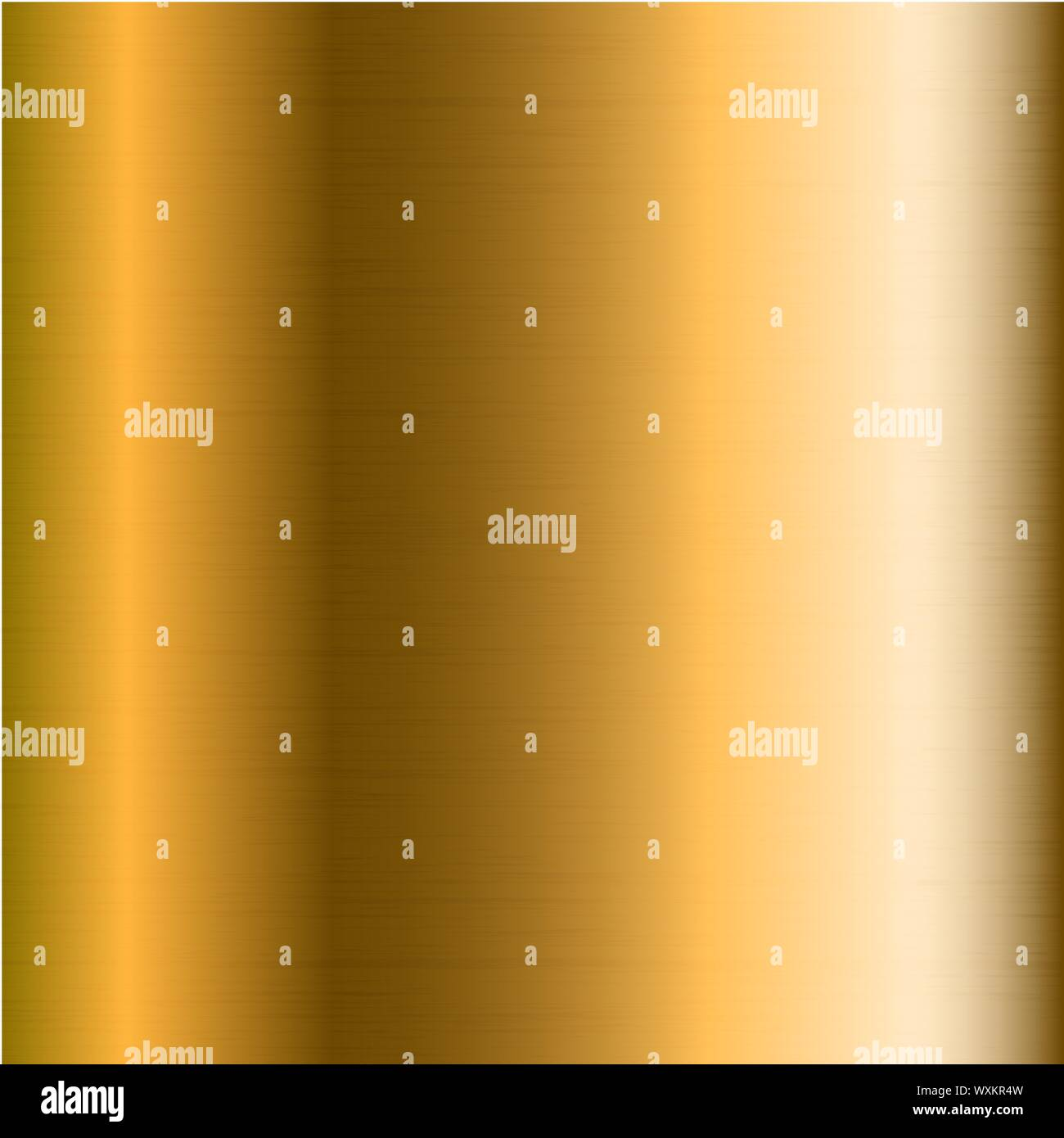 Realistic gold foil texture background  metal gradient