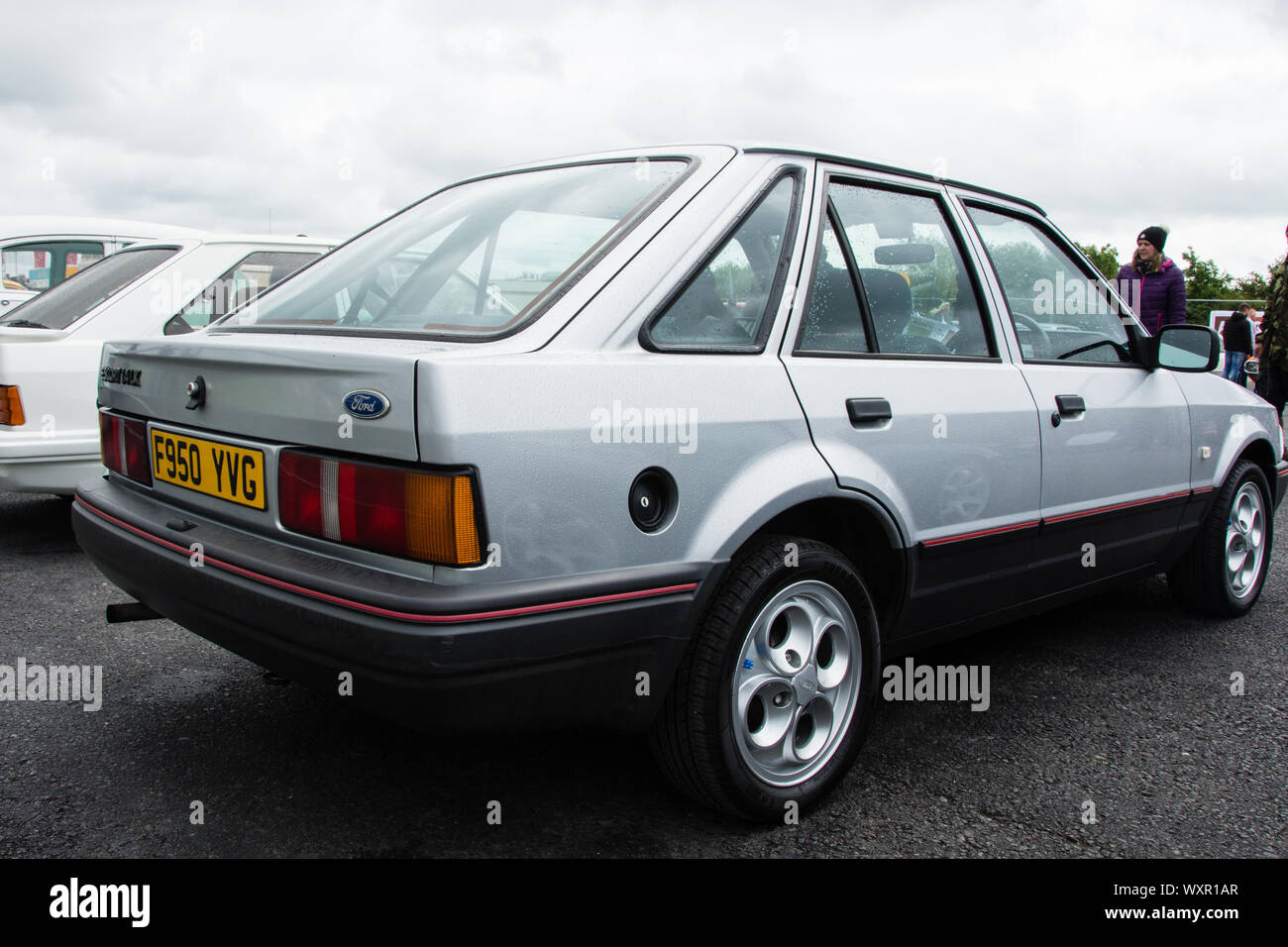 Ford Car 1980s High Resolution Stock Photography And Images Alamy