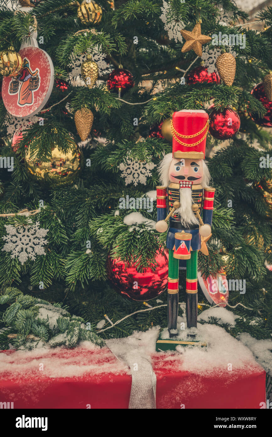 New York Stock Exchange Closing Nutcracker Christmas Eve 2020 Nutcracker Toys High Resolution Stock Photography and Images   Alamy
