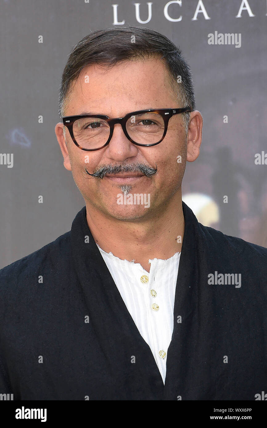 Italy, Rome, 18 September, 2019 : Mexican director Jesus