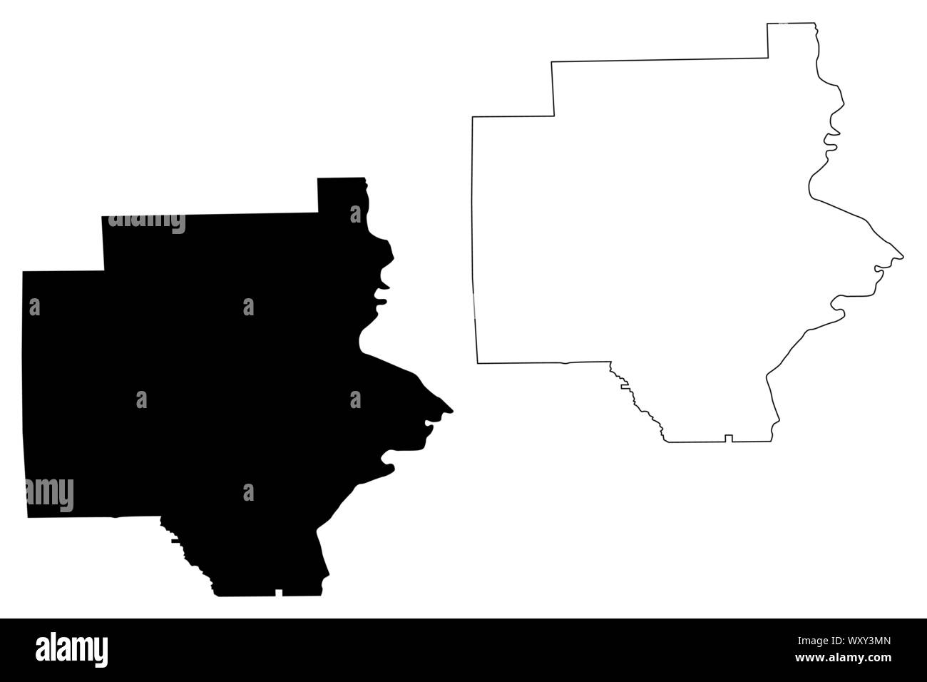 Russell County, Alabama (Counties in Alabama, United States ...
