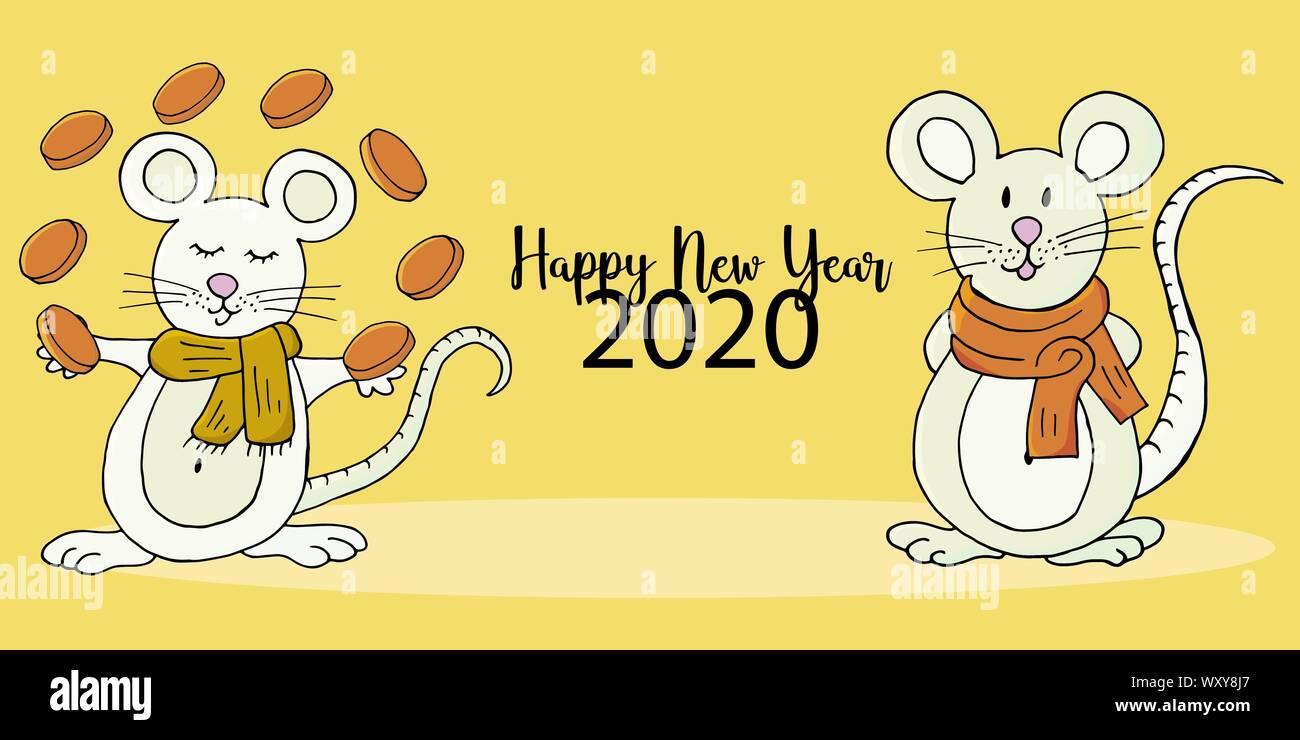 Happy New Year Cartoon 63