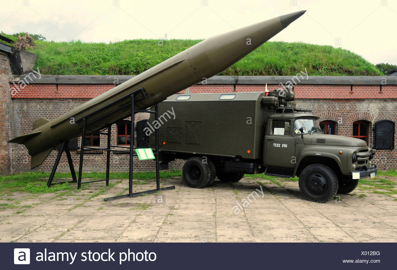 Ground-to-ground missile SS-lb Scud-A Nuclear 10 kt 10, Sovjet