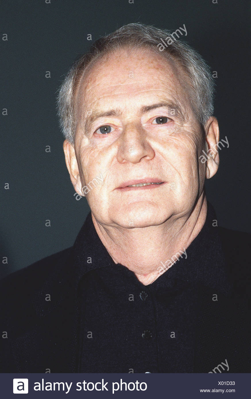Szabo, Istvan, * 18.2.1938, Hungarian director, portrait, 2000, Additional-Rights-Clearances-NA Stock Photo
