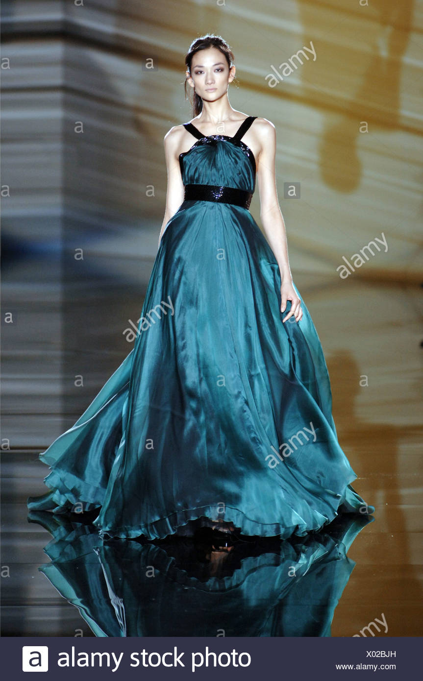 Elie Saab Fashion Designer Stock Photos & Elie Saab Fashion Designer ...