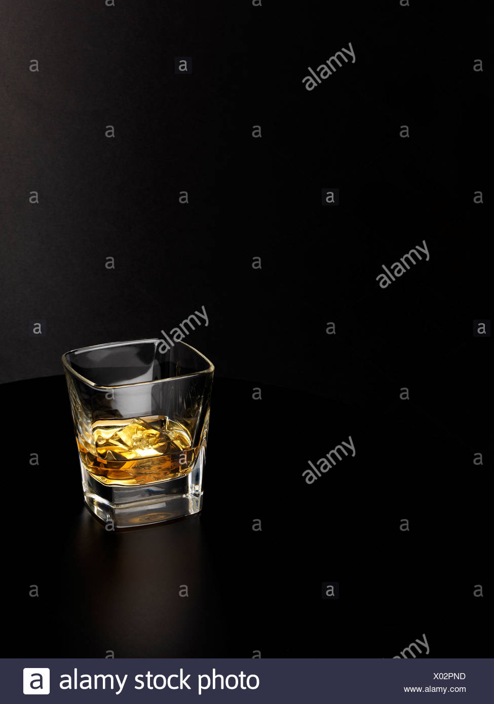 Whiskey - Stock Image