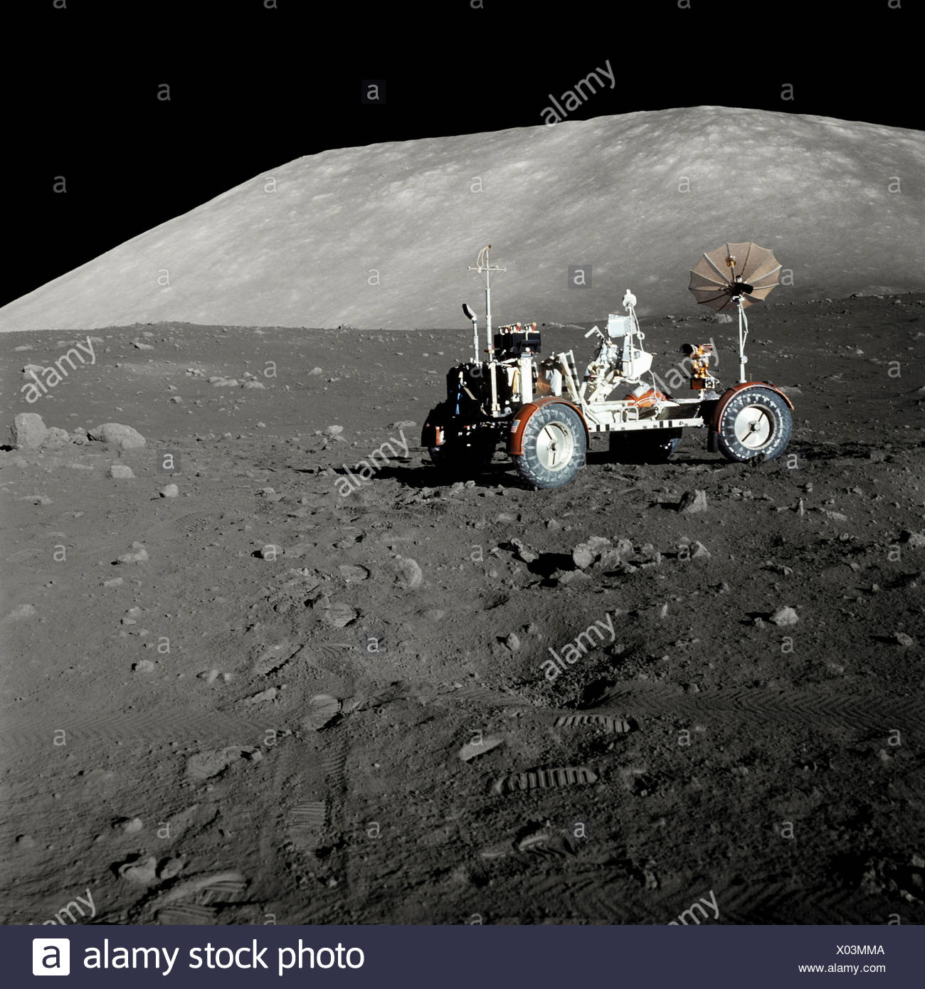 Apollo 17 Stock Photos & Apollo 17 Stock Images
